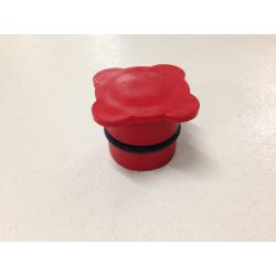 Aqua'Jos bouchon rouge avec joint thorique