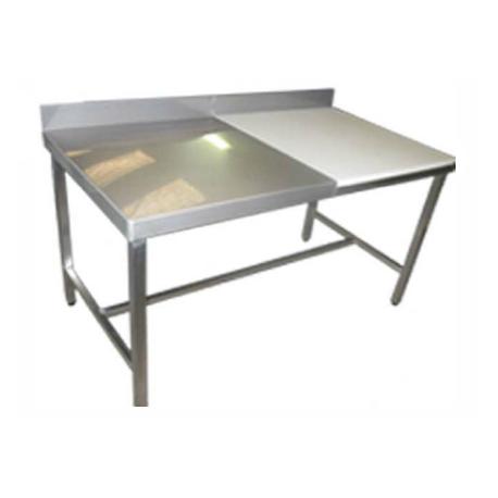 Table mixte découpe/travail