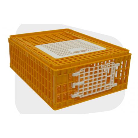 Cage mini-piedmont 2 p 80x60x29