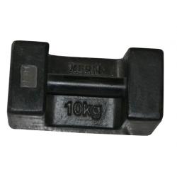 POIDS ETALON 10KG