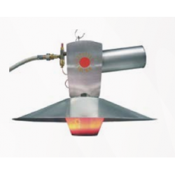 RADIANT GAZ SOL'AIR HAUTE PRESSION PROPANE (5000w - de 20 à 1400mbar)