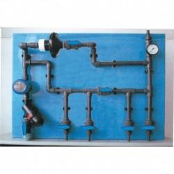 Tableau eau 1 circuit