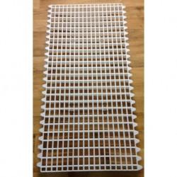 Caillebotis poules 120/60 la plaque