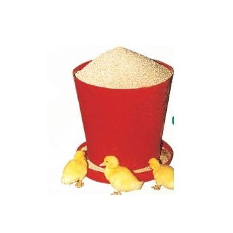Mangeoire Mini Picassiette 12 L  SANS COUVERCLE