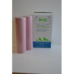 """Bobine papier 'nouveau"""" h61 par 200 m"""