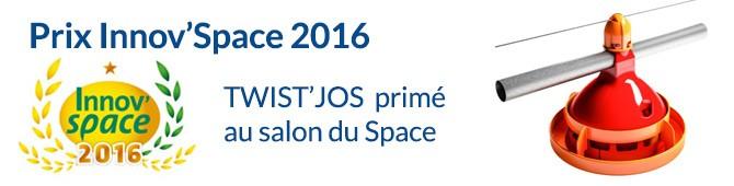 Prix Innov'Space 2016
